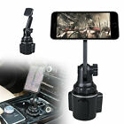 360° Rotating Car Seat Headrest Dual Mount Holder for Phone Tablet iPad Air 2 5