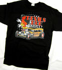 Devil Due Hot Rod Garage grease monkey men's tee shirt choose A size