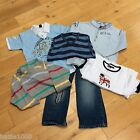 Fab boy's Next/French Connection/Ollie clothes bundle, 7-10 years, 6 items