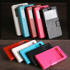 Ultrathin light LEATHER CASE COVER WITH STAND FOR ZTE