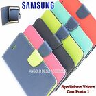 CUSTODIA COVER SLIM LUXURY A LIBRO FLIP COVER STAND CASE INTERNO TPU X SAMSUNG