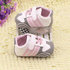 Classic leisure Toddler baby girl shoes crib shoes size 0-6 6-12 12-18 Months