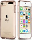 Crystal Clear Back Shockproof Bumper Hard Case Cover for iPod Touch 5 6th Gen <br/> ULAK [CLEAR SLIM],for iPod Touch 5 6th,USA,High Quality