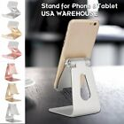 Universal Aluminum Table Desk Mount Stand Holder Cradle for Table Mobile Phone