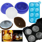ICE Balls Maker Round Sphere Tray Mold Cube Whiskey Ball Cocktails Silicone US