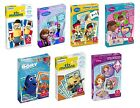 Disney 2 in 1 CARD GAMES - Select Character (Children's Games/Snap/Domino)