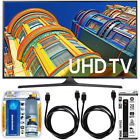 Samsung KU6300 4K UHD HDR LED Smart TV Bundle - Choose Your Size