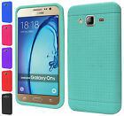 WHOLESALE 5X LOT For Samsung Galaxy On5 G550 Silicone Skin Rubber Cover Case