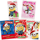 Despicable Me Minions Christmas Card Son Daughter Nephew Grandson
