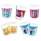 PLASTIC CUPS (200ml) Licensed Disney FROZEN Ranges (Party/Birthday/Tableware)