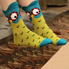 OWL 3D cartoon comfortable cotton socks women lovely harajuku meias soks JR