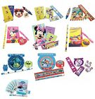 Characters 20 x STATIONERY PACK Birthday Party Range (Tableware & Decorations)