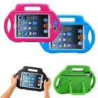 Child Kids Safety Handle Rubber Shockproof Heavy Duty Case Cover For iPad mini