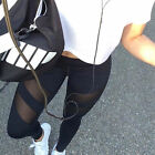 Womens Sports Gym Yoga Running Fitness Leggings Pants Jumpsuit Athletic Clothes