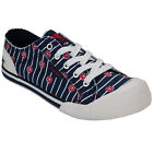 Womens Rocket Dog Jazzin Kyoto Pumps In Navy From Get The Label