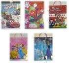 DISNEY XMAS GIFT BAGS (Xmas/Christmas/Gift Bag/Plastic/Disney/Big/Medium/Small)