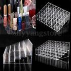 Clear Acrylic 40 Lipstick Holder Display Box Cosmetic Makeup Case Organizer