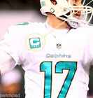 NFL MIAMI DOLPINS Ryan Tannehill ONE-1-STAR ⭐ CAPTAINS ROYAL BLUE C-PATCH