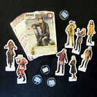 NEW Dead of Winter Survivor Card, Standee, & Stand (Original and The Long Night)
