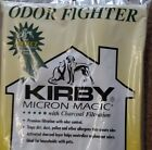 NEW KIRBY VACUUM CLEANER CHARCOAL PET ODOR CONTROL FILTER BAGS F STYLE UNIVERSAL