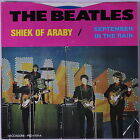 BEATLES: Sheik Of Araby / September In The Rain 45 (PS, colored wax) Rock & Pop