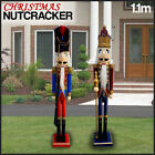 Wooden Christmas Nutcracker Large 1.1m  - Hand Made & Painted Decoration Statue