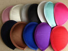 15*12*cm Oval Hat Form  Satin Millinery Hat Base