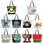 Fashion Women Travel Shopping Bag Shoulder Tote Handbag Folding Reusable Eco Bag