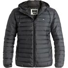 Quiksilver Everyday Scaly Mens Jacket - Tarmac All Sizes