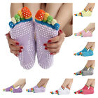 Hot 5 Toes Socks Yoga Gym Dance Sport Exercise Non Slip Massage Fitness Warm Sox