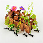 2pcs/lot Long Grass on Head Hairpin Bean Sprouts Hairpin Clips Hair Accessories