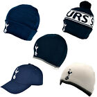 Official TOTTENHAM Football Club - HATS Beanie/Ski/Caps/Kuff Roll Up (Spurs)