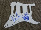 Karmin Amy & Nick Autographed Signed Guitar Pickguard PSA Guaranteed