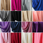 Women Winter Warm Pure Cashmere Solid Color Pashmina Scarf Shawl Wrap