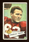 1952 Bowman Football Small #12 Charley Trippi G-VG 91705