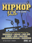 Hip Hop 101 - The Game (DVD, 2003, Edited Version) WORLD SHIP AVAIL