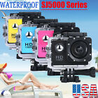 Pro 1080P SJ5000 12MP Ultra HD Camcorder Sport Action Video Waterproof Camera DV