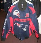 New England Patriots Cotton Twill Team Jacket - Free Shipping - New - SALE