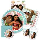 Disney MOANA Official PARTY RANGE (Kids/Girls Tableware/Decorations/Partyware)