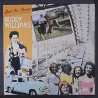 BUDDY WILLIAMS: How's Your Memory LP (New Zealand, corner bend & ding, wobc)
