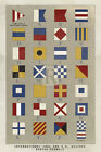Ken Hurd NAUTICAL FLAGS giclee print VARIOUS SIZES new SEE OUR STORE