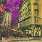 Susan Brown ENTRANCE TO THE SAVOY - LONDON giclee print VARIOUS SIZES new