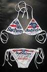 Swimming Costume BIKINI Budweiser Swimsuit Ladies Swimwear MANY COLORS Available