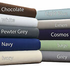 Brielle 100% Cotton Jersey Knit (T-Shirt) Sheet Set NEW