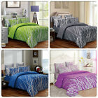 TREE Double/Queen/King/Super King Size Bed Duvet/Doona/Quilt Cover Set New image