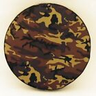 Camo Camouflage Design Exact Fit Heavy Duty Vinyl Spare Tire Cover - Choose Size