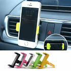 Universal Car Air Vent Mount Cradle Stand Holder For Phone Cellphone GPS iPhone