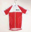 Sportivo Cycling Jersey in Red. Made in Italy by Santini.