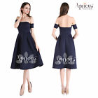 60s Vintage Style Sexy Rockabilly Cocktail Retro Swing Women 1950s Party Dress