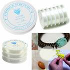 2 Pack Elastic Stretchy Beading Thread Cord Bracelet String For Jewelry Making